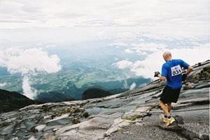 山岳マラソン